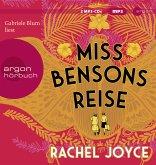 Miss Bensons Reise, 2 MP3-CD