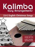 Kalimba Easy Arrangements - 11+1 English Christmas songs (eBook, ePUB)