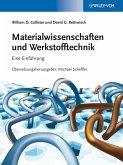 Materialwissenschaften und Werkstofftechnik (eBook, PDF)