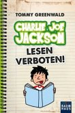Lesen verboten! / Charlie Joe Jackson Bd.1 (Mängelexemplar)