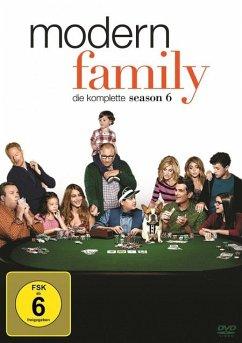 Modern Family - Staffel 6 DVD-Box