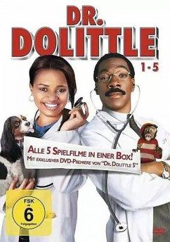 Dr. Dolittle 1-5 DVD-Box