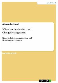 Effektives Leadership und Change-Management (eBook, PDF)