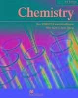 Chemistry for CSEC (R) Examinations 3rd Edition Student's Book - Taylor, Michael; Chung, Tania