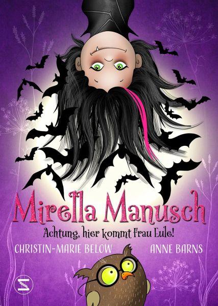 Buch-Reihe Mirella Manusch