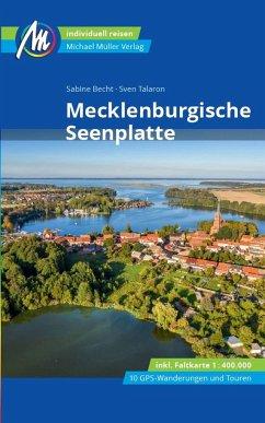Mecklenburgische Seenplatte Reiseführer Michael Müller Verlag - Talaron, Sven;Becht, Sabine