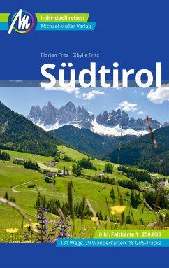 Südtirol Reiseführer Michael Müller Verlag - Fritz, Sibylle;Fritz, Florian