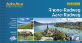 Rhone-Radweg . Aare-Radweg