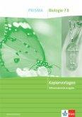 PRISMA Biologie 7/8. Kopiervorlagen Klasse 7/8. Differenzierende Ausgabe Niedersachsen ab 2020