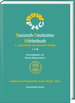 Russisch-Deutsches Wörterbuch (RDW), 2. Auflage
