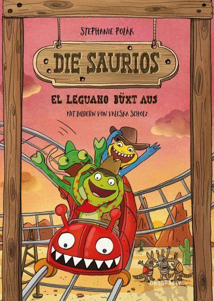 Buch-Reihe Die Saurios