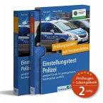Einstellungstest Polizei: Prüfungspaket mit Testsimulation