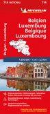 Michelin Belgien Luxemburg