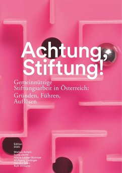 Achtung, Stiftung!