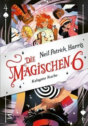 Buch-Reihe Die Magischen Sechs