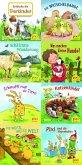 Pixi-Bundle 8er Serie 273: Pixis liebste Tierkinder (8x1 Exemplar)