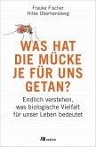 Was hat die Mücke je für uns getan? (eBook, ePUB)