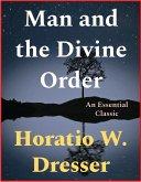 Man and the Divine Order (eBook, ePUB)