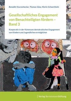Gesellschaftliches Engagement von Benachteiligten fördern - Band 3 (eBook, PDF) - Schwerthelm, Moritz; Sturzenhecker, Benedikt; Glaw, Thomas