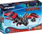 PLAYMOBIL® 70727 Dragon Racing: Hicks und Ohnezahn