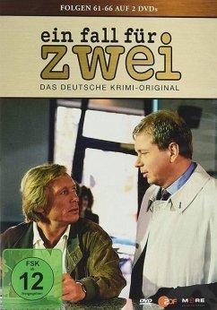 Ein Fall Für Zwei-Folgen 1-4 (Rainer Hunold) - Ein Fall Für Zwei