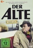 Der Alte - Folgen 1-4 DVD-Box
