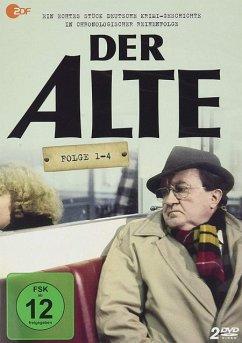 Der Alte - Folgen 1-4 DVD-Box - Alte,Der