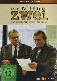 Ein Fall Für Zwei-Folgen 1-4 (Günter Strack) - Ein Fall Für Zwei