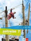 Zeitreise 7. Schülerbuch Klasse 7. Differenzierende Ausgabe Oberschule Sachsen ab 2020