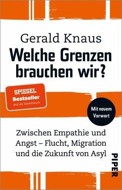 Welche Grenzen brauchen wir? (eBook, ePUB) - Knaus, Gerald