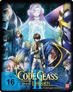 Code Geass: Lelouch of the Rebellion - II. Transgression