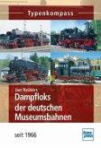 Dampfloks der deutschen Museumsbahnen (Mängelexemplar)