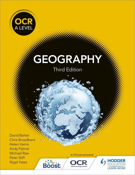 OCR A Level Geography Third Edition