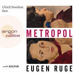 Metropol (Ungekürzte Lesung) (MP3-Download) - Ruge, Eugen