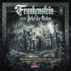 Frankenstein und der Zirkel der Sieben, Folge 1: Am Abgrund der Nacht (MP3-Download)