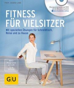 Fitness für Vielsitzer, m. DVD (Mängelexemplar) - Lind, Ekard