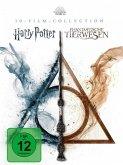 Wizarding World 10-Film-Collection: Harry Potter / Phantastische Tierwesen BLU-RAY Box