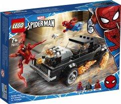 LEGO® Marvel Super Heroes 76173 Spider-Man und Ghost Rider vs. Carnage