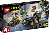 LEGO® DC Universe Super Heroes 76180 Batman™ vs. Joker™: Verfolgungsjagd im Batmobil