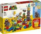 LEGO® Super Mario 71380 Baumeister-Set für eigene Abenteuer