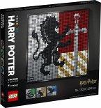 LEGO® ART 31201 Harry Potter Hogwarts Crests