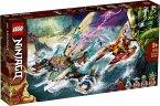 LEGO® NINJAGO 71748 Duell der Katamarane