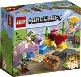 LEGO® Minecraft 21164 Das Korallenriff