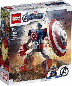LEGO® Marvel Super Heroes 76168 Captain America Mech