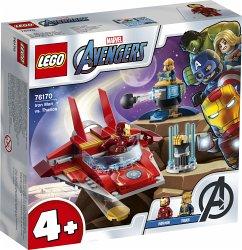 LEGO® Marvel Super Heroes 76170 Iron Man vs. Thanos