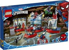 LEGO® Marvel Super Heroes 76175 Angriff auf Spider-Mans Versteck