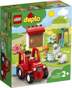 LEGO® DUPLO® 10950 Traktor und Tierpflege