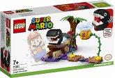 LEGO® Super Mario 71381 Begegnung mit dem Kettenhund – Erweiterungsset