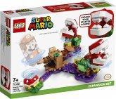 LEGO® Super Mario 71382 Piranha-Pflanzen-Herausforderung – Erweiterungsset