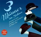 Drei Männer im Schnee, Audio-CD